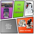 Ecos del Laberinto 7 - Presentación Honor 8x en Madrid