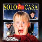 El Garaje del DeLorean 06x01: Especial SOLO EN CASA (1990)
