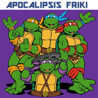 Apocalipsis Friki 107 - Teenage Mutant Ninja Turtles / Bayonetta: Bloody Fate