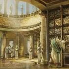 Episodio 131 - La primera destrucción de la Biblioteca de Alejandría