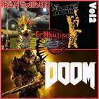 Nautilus 36: Black Sabbath Vs Iron Maiden