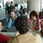 Entrevista Pepe Ocio, Macarena Sanz, Javier Carramiñana y Enrique Lavigne - Selfie - Jornada 2 Festival de Cine