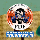 El Podcast de Freakdom - Programa 41