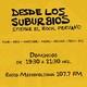 Desde los Suburbios, emerge el rock peruano 24/05/2020