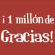 Excursus abril 18 ¡Alcanzado ya un millón de escuchas!