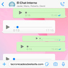 El Chat Interno: Ep. 3 - Quesito rosa del Trivial