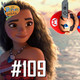 The Breves WEAS #109 - Why Him? - Moana - Critica precio Switch