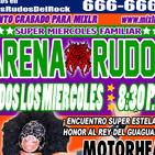 Los Rudos del Rock 54. Dedicado a Mr. Niebla. Review del Wrestle Kingdom 14.