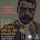 Zapata, a cien años de su muerte