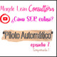 Caminar por la VIDA en PILOTO AUTOMATICO   COMO SER EXITOSO  EP7 T1 #PODCAST   MAYDE LEON CONSULTORA
