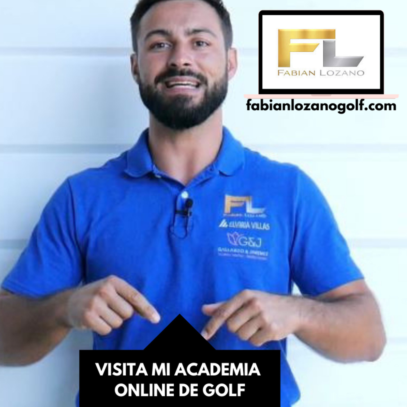 PODCAST #25 - Creando una academia online de golf - fabian lozano