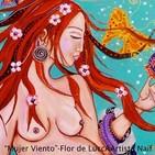 La pintora Naïf Flor de Lucca en Dunas y Letras