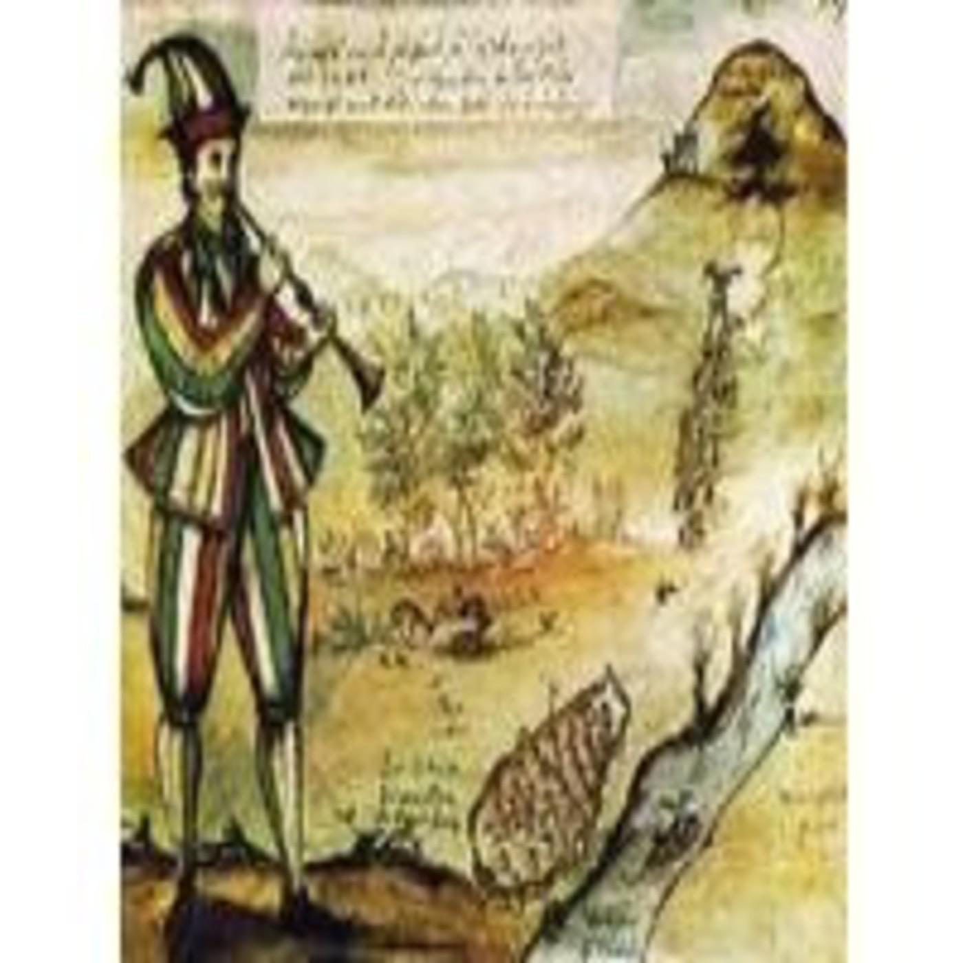 134 - El Flautista de Hamelín · Criaturas misteriosas de las islas británicas II