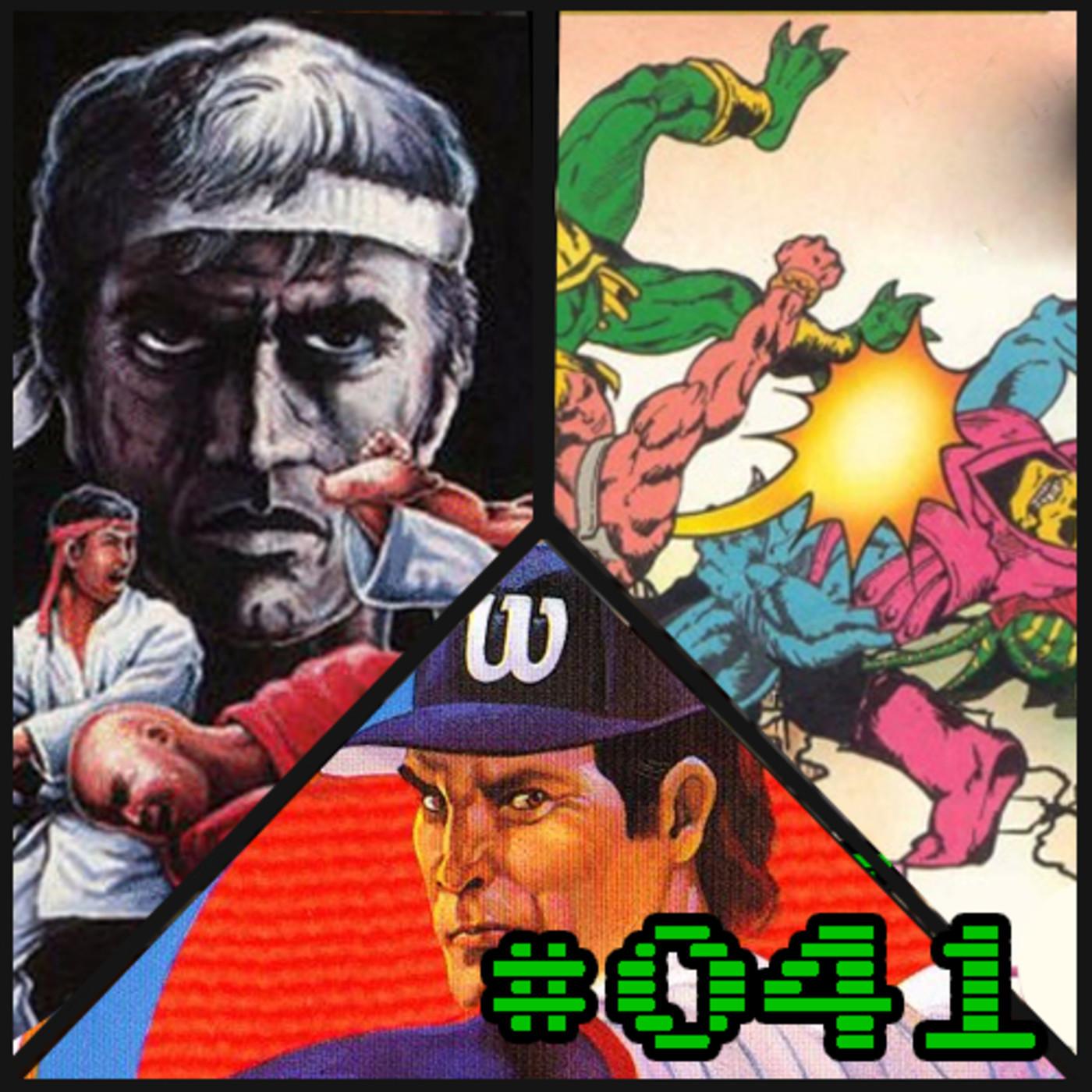 GM Podcast #041 - Cuarentena Edition Vol. 7