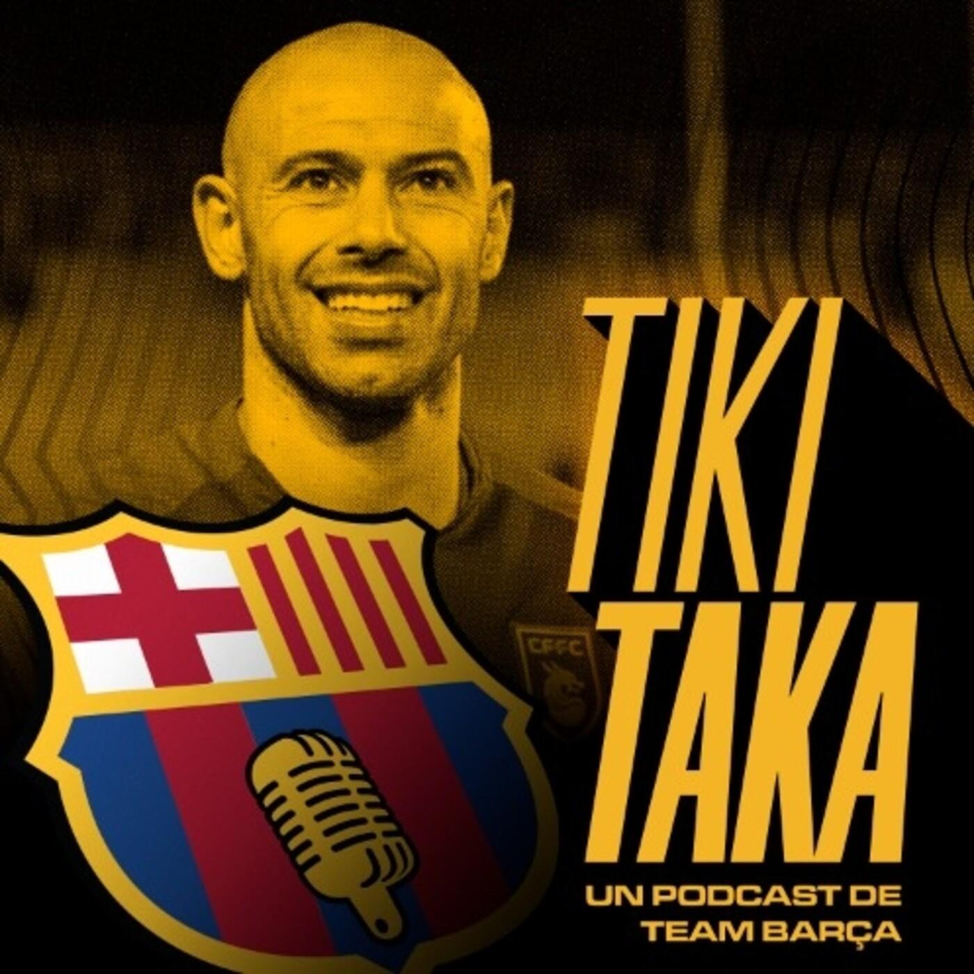 Tiki Taka #1: Javier Mascherano
