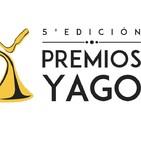 La Alfombra Roja - La 5ª edición de los Yago y grafocine con Benicio del Toro