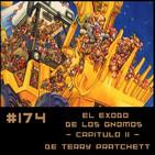 #174 El éxodo de los gnomos - Camioneros (Capítulo 2) de Terry Pratchett