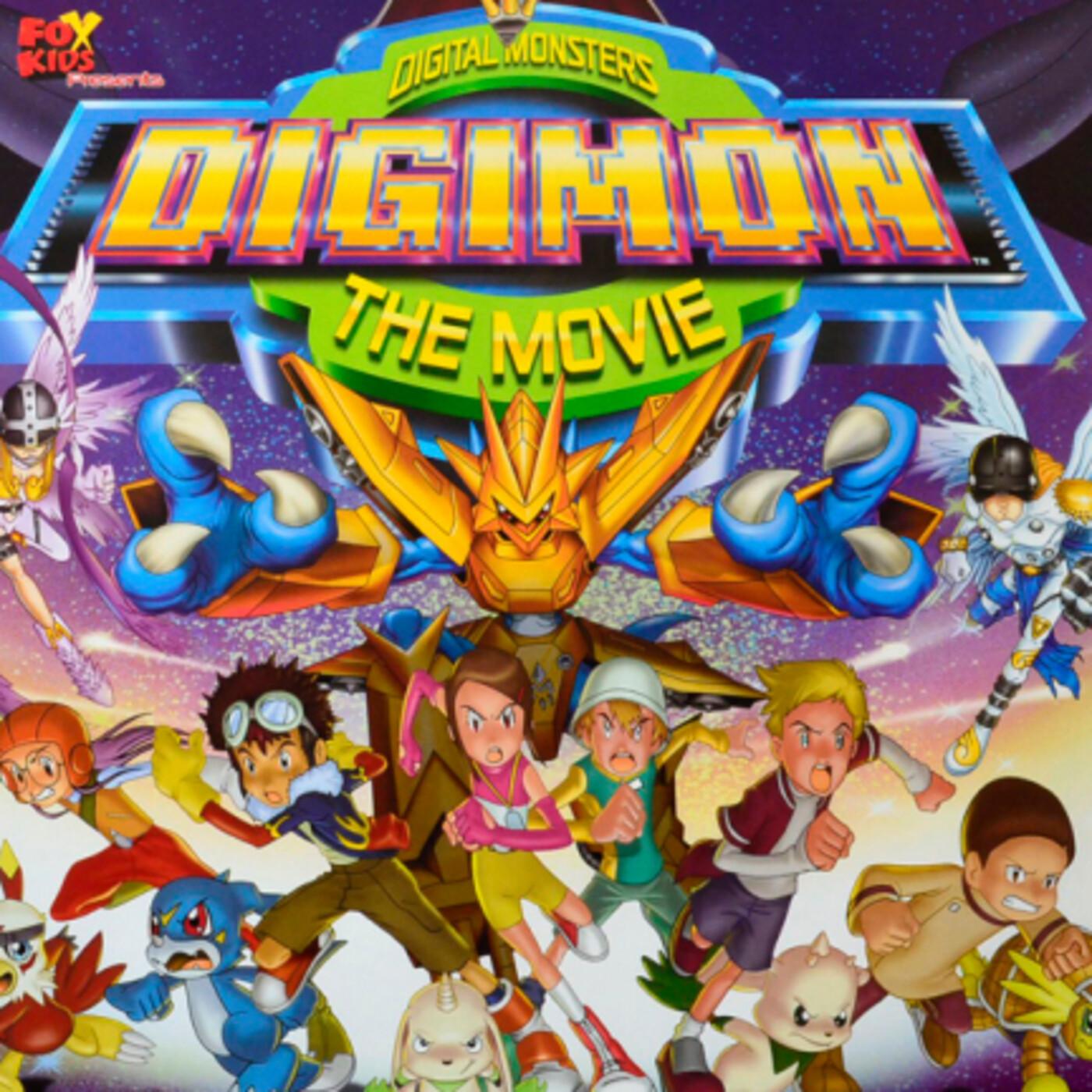 cartoon cartoon cast 62 -Digimon la pelicula