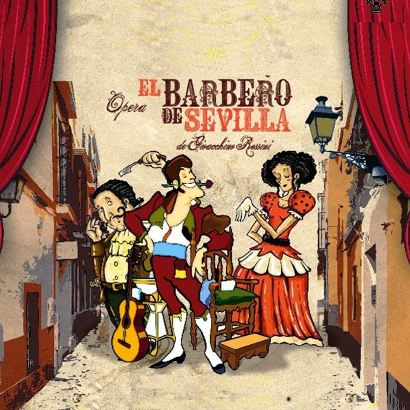 de El Barbero de Sevilla a los canelones Rossini