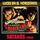 Luces en el Horizonte: SATANÁS (The Black Cat)