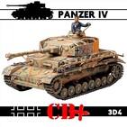 CB+ La Leyenda del Panzer IV Tercer Asalto, en combate frente a frente