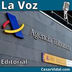 Editorial: Nueva prevaricación de la Agencia Tributaria - 14/06/19
