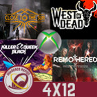 GR (4x12) Anthem Next, Mass Effect 5, Inside Xbox X019, West of Dead, Killer Queen Black, Close to the Sun, Remothered