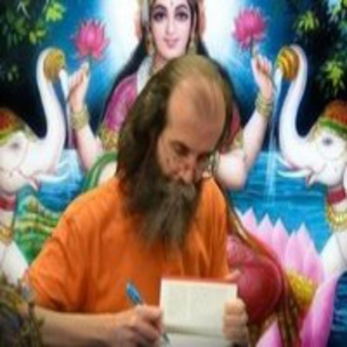 Swami Satyananda Saraswati, autor de 'El hinduismo' entrevistado en