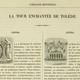 """Leyenda """"La Torre Encantada de Toledo"""" leída por José García Cano"""