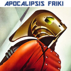 Apocalipsis Pulp 091 - Ocho Héroes Pulp (Vascos) / Redline / Born Again