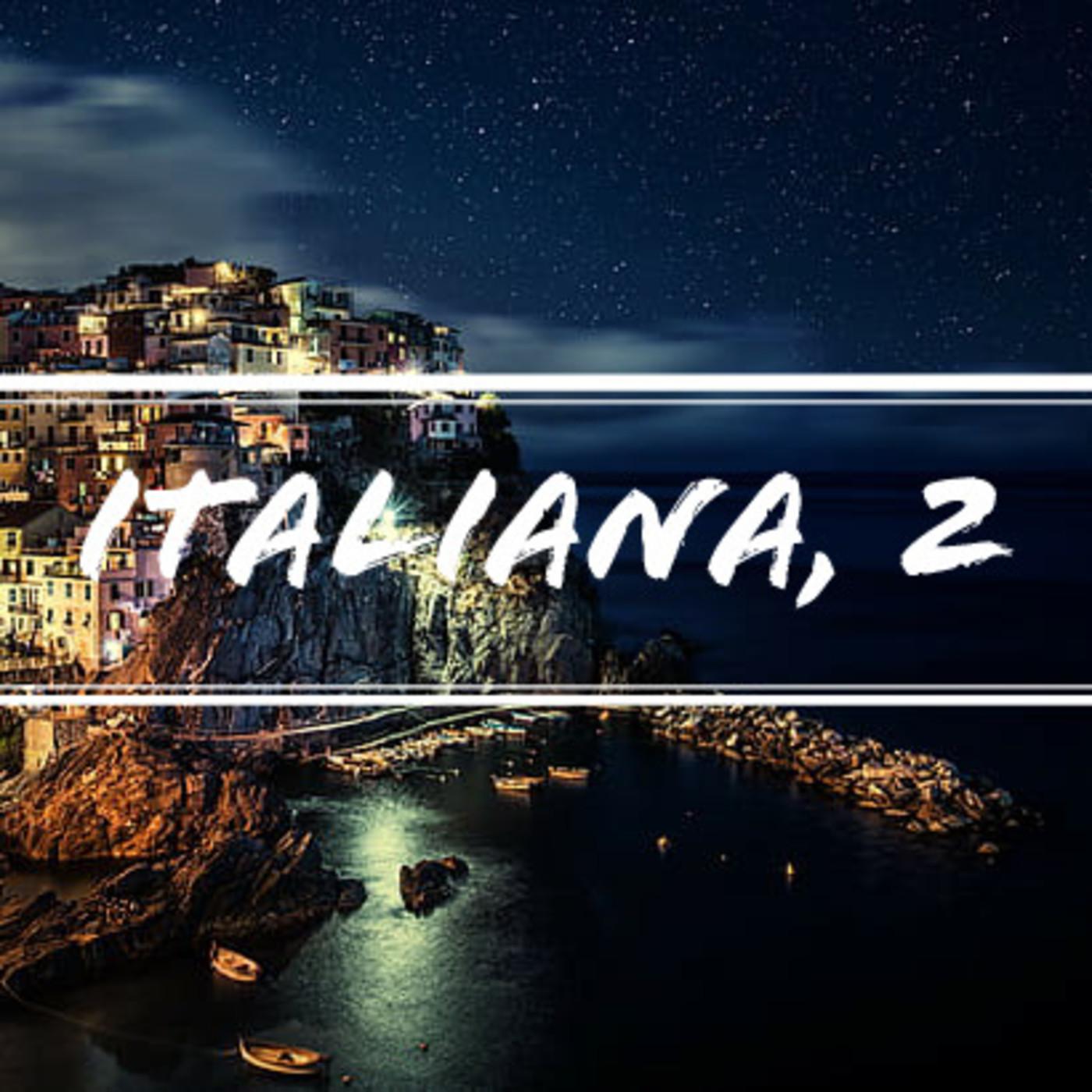 Música italiana, segunda parte