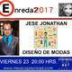 """Programa Junio 23, 2017 """"Diseño de modas con Jese Jonathan Velazquez"""""""