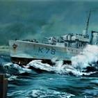 CBP#103 La Ruta del Mar Helado, Defensa de Convoyes Árticos