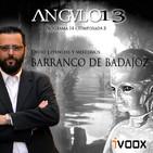 ANGULO 13_ *Barranco de Badajoz* - Programa 014-T8 (28-09-2018)