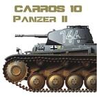 CARROS 10 #20 Panzer II el eterno peón de la Wehrmacht