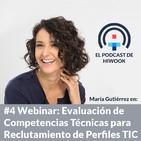 Webinar: Evaluación de Competencias Técnicas para Reclutar Perfiles TIC