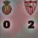 Mallorca 0 Sevilla F.C. 2 | 21/12/2019