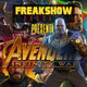 Freakshow Podcast #2 - Vengadores: Infinity War