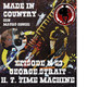 "By Mauro Secchi (MAX) 53° Episode' MADE IN COUNTRY "" GEORGE STRAIT - HONKY TONKTIME MACHINE"""