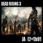 Jugadores Anónimos 3x01 Dead Rising 3 - Gone Home