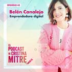 Cómo creer en uno mismo y triunfar con Belén Canalejo