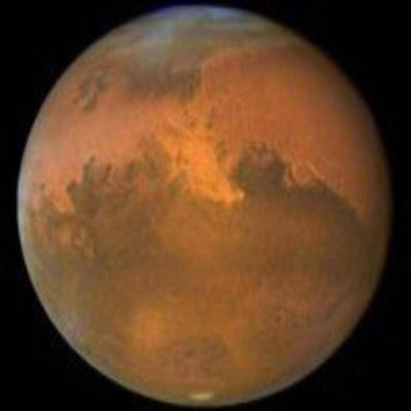 El Universo: Marte, las nuevas pruebas