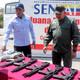 Proveniente de EEUU: Gobierno Nacional incautó material bélico en Valencia