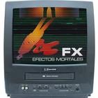 """02x24 Remake a los 80 """"FX EFECTOS MORTALES 1986 con LOS COMPADRES"""" (Alfonso Sánchez y Alberto López)"""