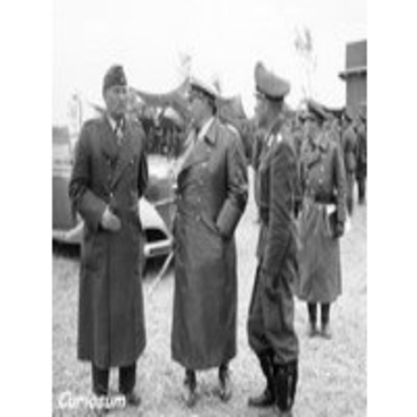 Pasajes de la historia. Adolf Galland contra Hermann Goering.
