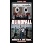 BLIND FALL live