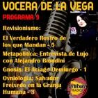 Programa 9: (Vocera de la Vega).