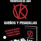presentación de libro: Vk Sueños y Pesadillas de Carlos Terco y Gaboni