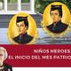 Niños Héroes, Fiestas Patrias. México.