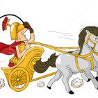Como se divertÍan los romanos